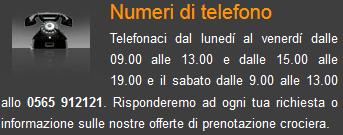 informazioni servizio clienti