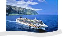 illustrazione nave norwegian cruise line