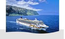 illustrazione nave norwegian cruise line